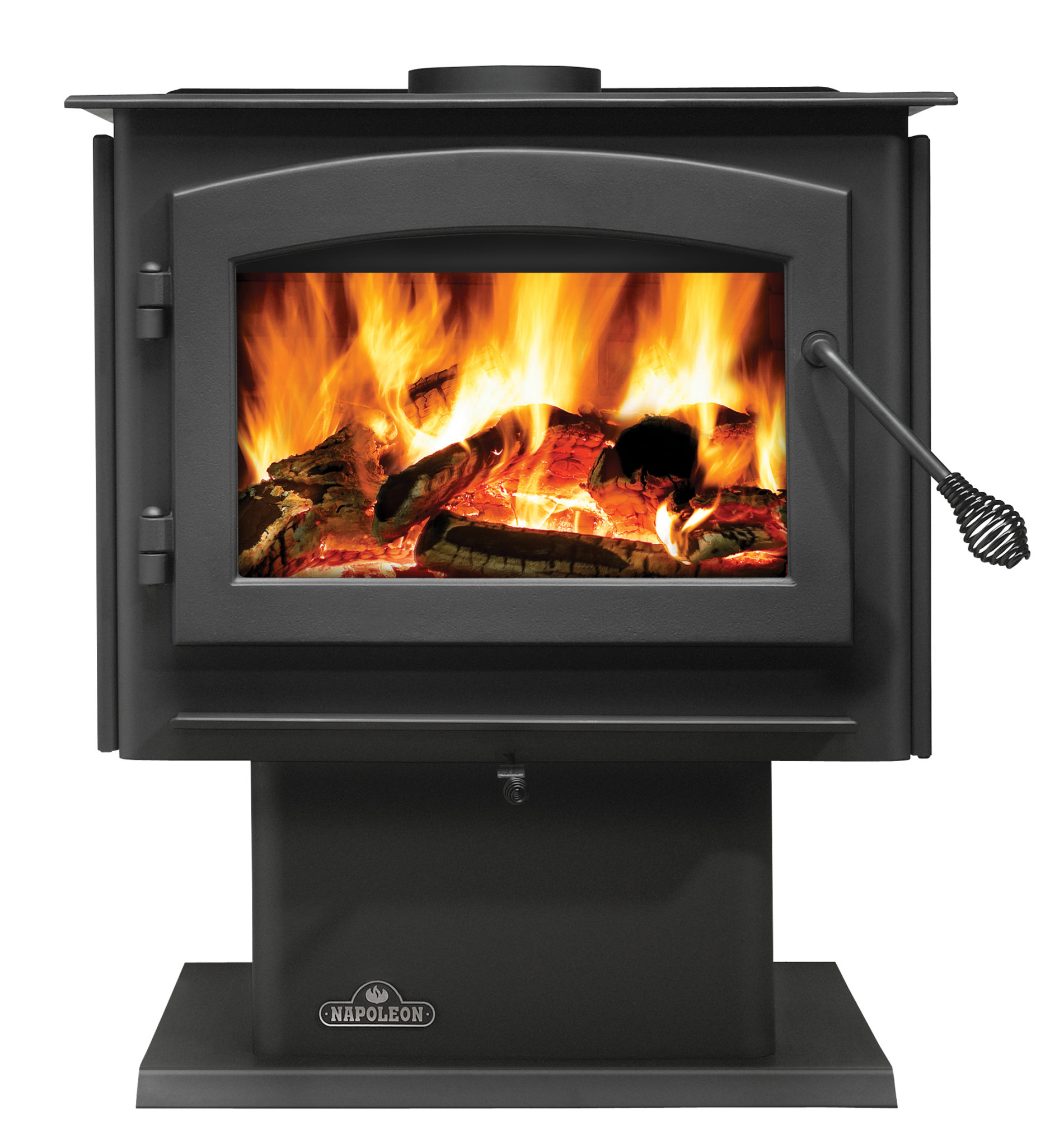 Napoleon Independence Wood Burning Stove Shopfireplace Com