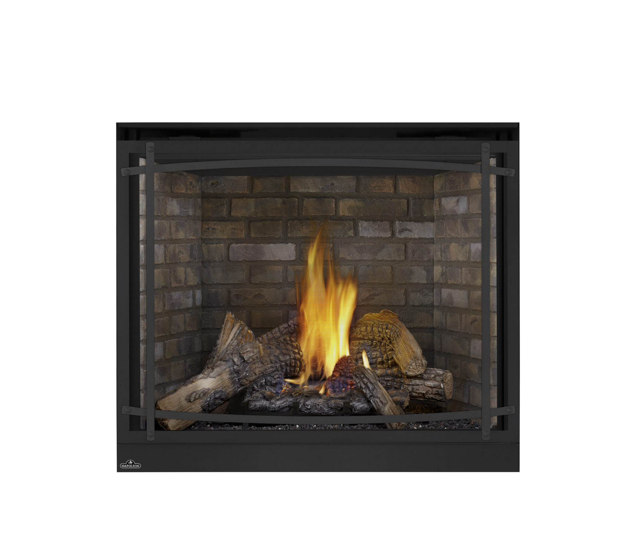 Fireplace Definition: Napoleon 40″ X High Definition Direct Vent Fireplace